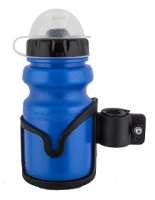 10 oz Water Bottle with Holder