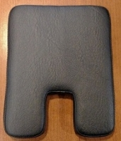 Notched Snappy Seat Bottom Cushion