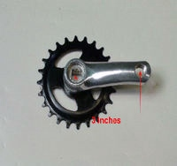 Sprockets and Crank Arms